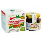 Экстракт плодово-ягодный Годжидоктор с имбирём 100 г