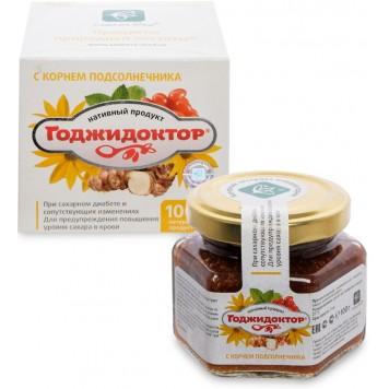 Экстракт плодово-ягодный Годжидоктор с корнем подсолнечника 100 г